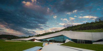 Centro Internacional de Arte Parietal de Lascaux