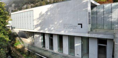 Centro de Recepción del Pôle International de la Préhistoire
